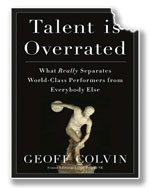 Eat the Book - Talent is Overrated